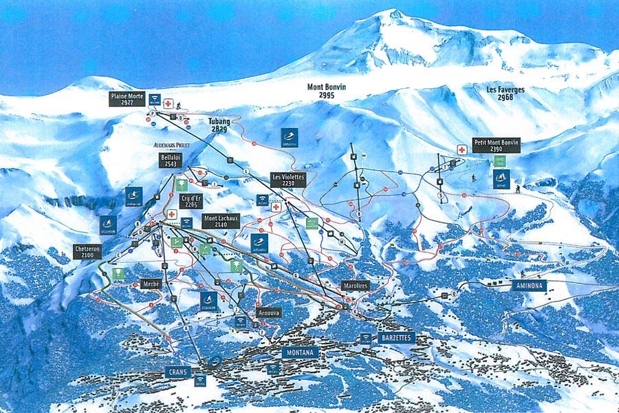 Bergplan