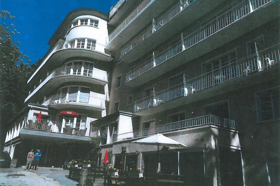 Hotel in der Schweiz - Gemeinde Chermignon