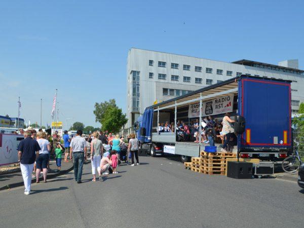 Maifest 2018 in Steinfurt