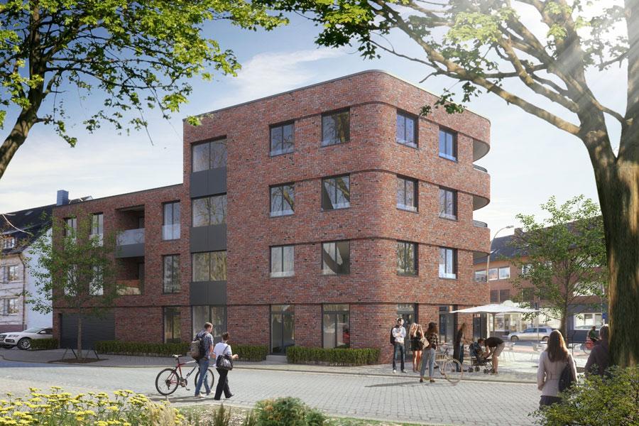 Neubau Westfalenstrasse