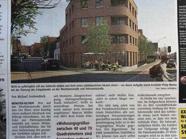 Artikel: Haus mit runden Ecken