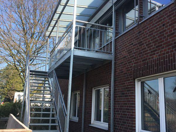 Umbau Werse Campus